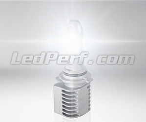 Glühlampe HB4 9006 LED Osram LEDriving Gen1 - 9506CW Beleuchtung in Betrieb