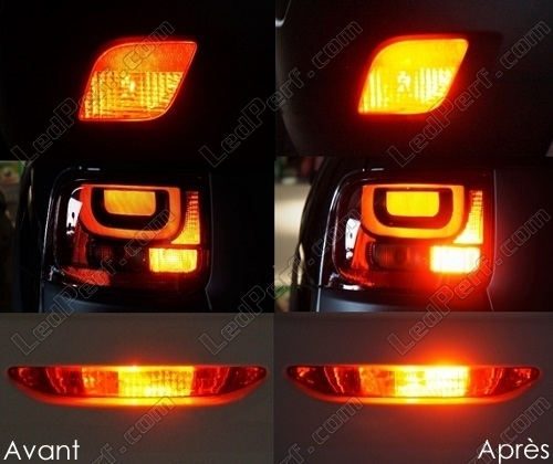 ford focus mk1 lampen set