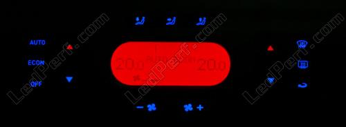 seat leon 1p armaturenbrett lampen