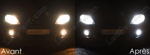 seat leon 1p scheinwerfer lampen