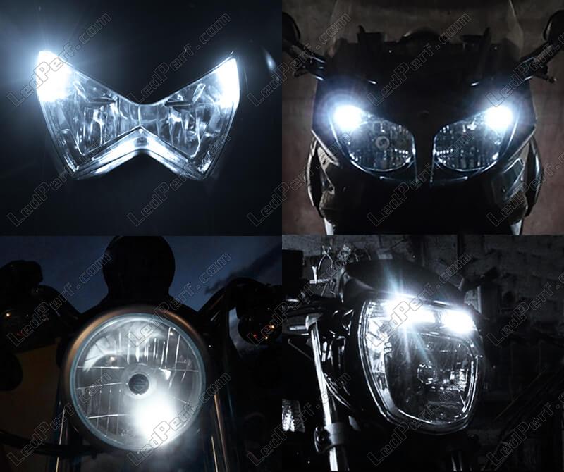 LED Lampe für Suzuki V Strom 1000 (2014 2017) Kit Mini Größe