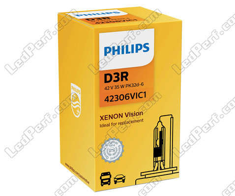 Array Xenon D3R Philips Vision 4400K