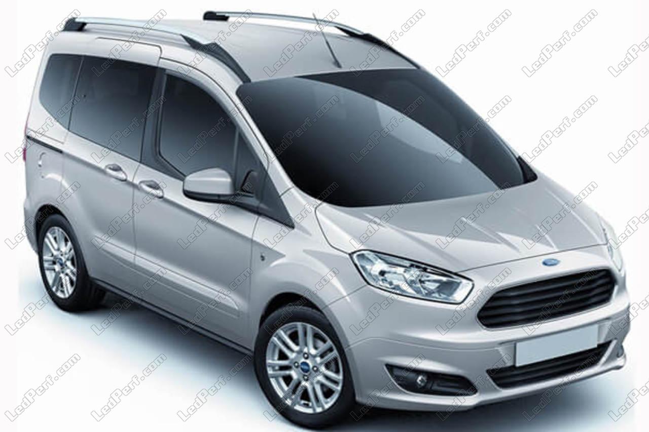 Led Lampen Fur Die Scheinwerfer Des Ford Tourneo Courier Lieferung Versandkostenfrei