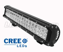 LED-Light-Bar CREE Zweireihig 108W 7600 Lumen für 4 x 4 - Quad - SSV