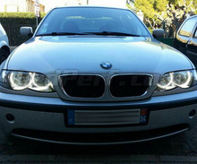 LED-Angel-Eyes-Pack für BMW E36 E38 E39 E46