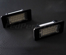 Pack mit 2 LED-Modulen hinteres Typenschild VW Audi Seat Skoda ( Typ 3 )